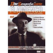 16247 Rito y geografía del cante Vol 14 - La llave de oro del cante, La guitarra flamenca (2), El Pali, Platero de Alcalá