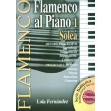 17279 Lola Fernández - Flamenco al piano 1. Soleá