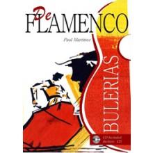 18277 Paul Martinez - De flamenco. Metodo de bulerías