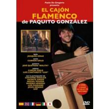 19135 Paquito González - El cajón flamenco de Paquito González