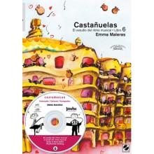 19278 Emma Maleras - Castañuelas. El estudio del ritmo musical Vol 6