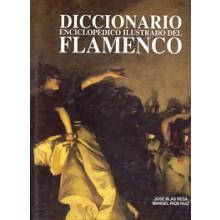 20940 Diccionario enciclopédico ilustrado del flamenco - José Blas Vega y Manuel Ríos Ruiz