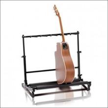 27056 Soporte Ashton para 5 guitarras GS55 portatil