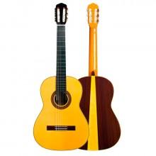 Guitarra flamenca Felipe Conde FP14NA estudio profesional palosanto y arce