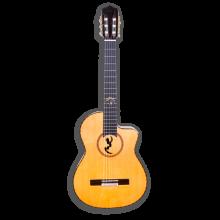 Guitarra flamenca Manuel Rodríguez - FF SABICAS CUTAWAY BOCA MR