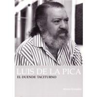 Luis de la Pica - El duende taciturno / Alfredo Grimaldos (LIBRO+CD)