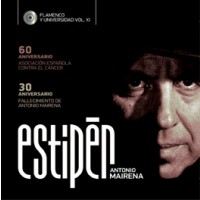 Antonio Mairena - Estipén (CD)