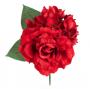 FLOR FLAMENCA RAMILLETE CON ROSA 54765
