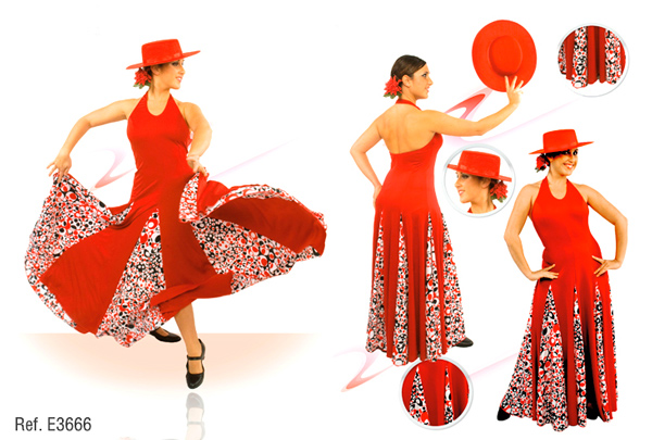 Vestido 4505 Happy Dance