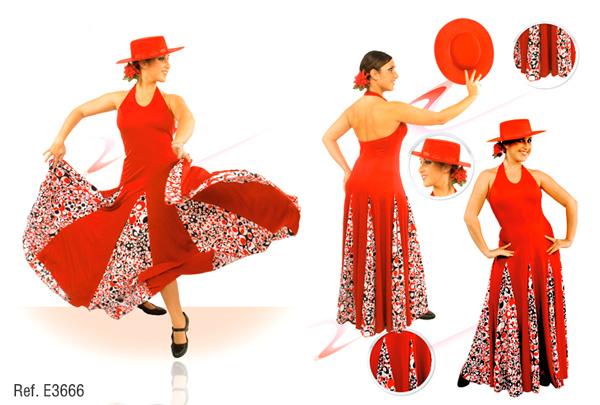 Vestido E3666 Happy Dance