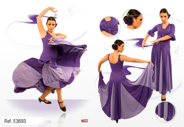 Vestido E3693A Happy Dance