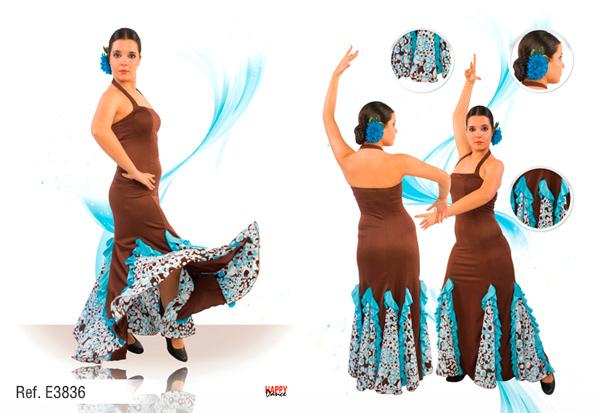 Vestido E3836 Happy Dance