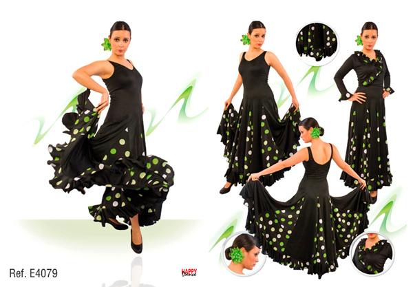 Vestido E4079-E3672-1 Happy Dance