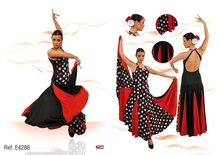 Vestido E4286 Happy Dance