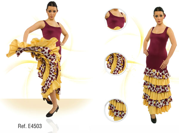 Vestido 4503 Happy Dance