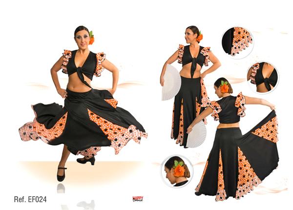 Falda EF024b Happydance
