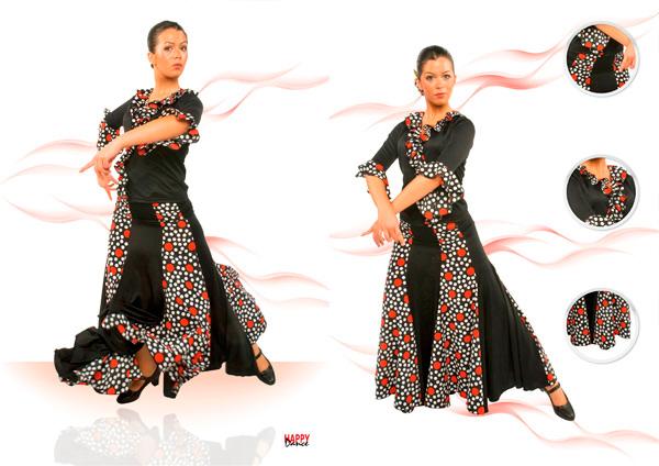 Falda EF041 Happydance