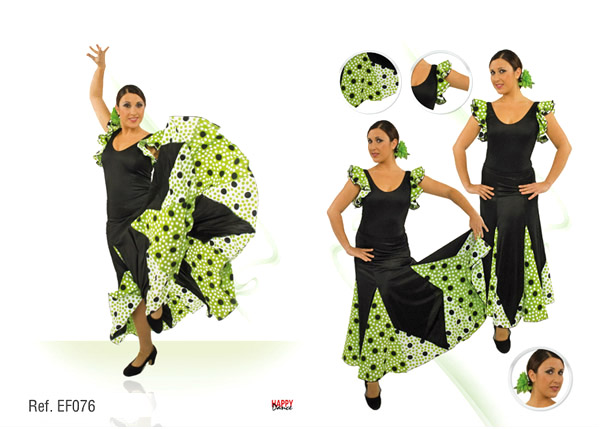 Falda EF076 Happydance