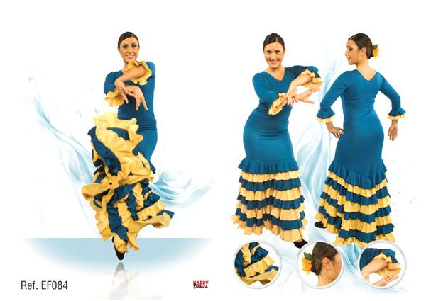 Falda EF084-a Happy Dance