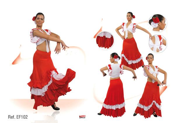Falda EF102-a Happydance