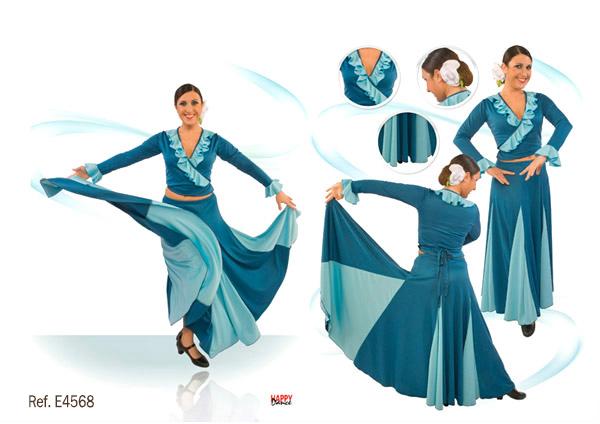 Falda EF105 Happy Dance