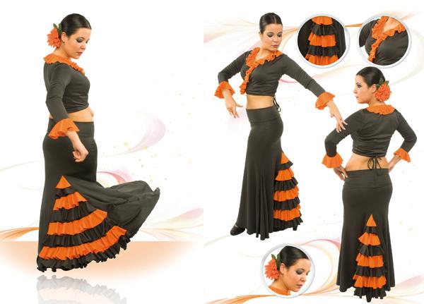 Falda EF122-a Happy Dance