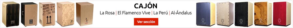 Cajón Flamenco, principales marcas