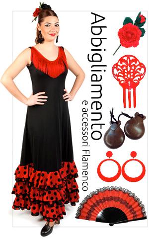 Abbigliamento e Flamenco Accessori