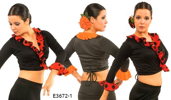 Chaquetilla E36721b Happydance