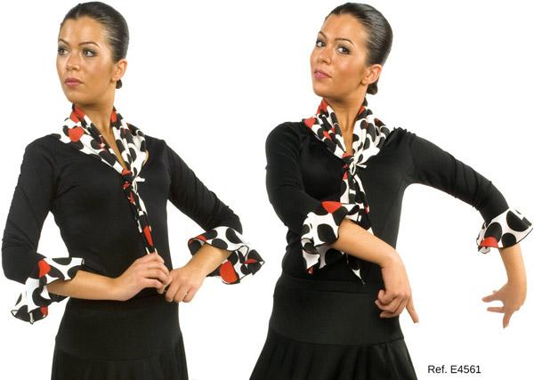 Cuerpo flamenco E4561 Happydance
