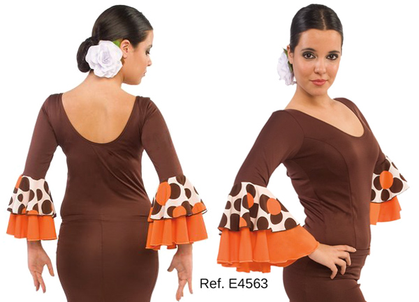 Cuerpo flamencoE4563 Happydance
