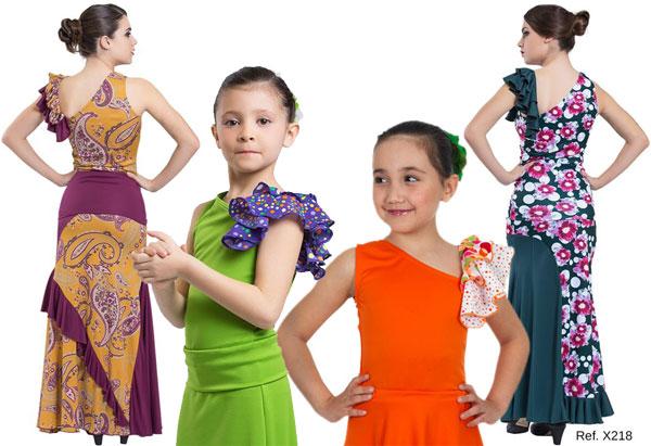 Cuerpo flamenco X218 Happydance