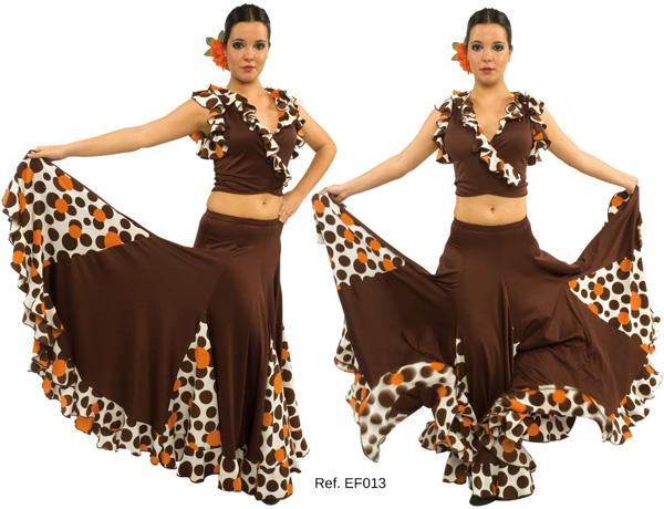 Falda EF013 Happydance
