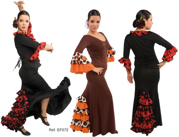 Falda EF072-a Happydance