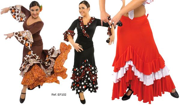 Falda EF102-b Happydance