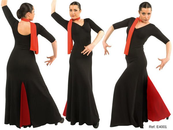 Vestido E4001 Happy Dance