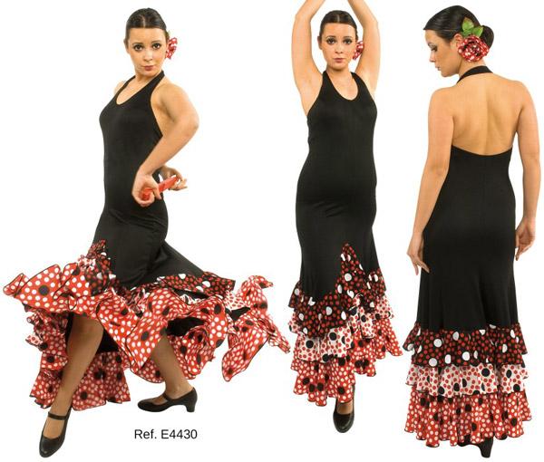Vestido E4430 Happy Dance