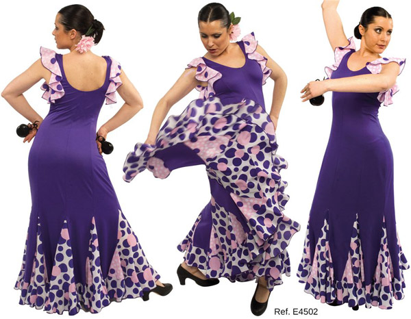 Vestido E4502 Happy Dance