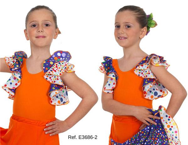 Maillot E3686-2 Happy Dance
