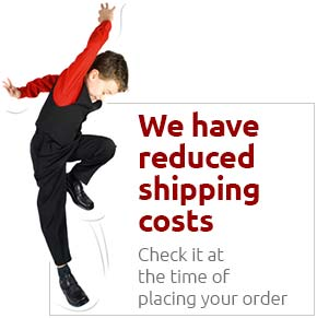 Reduction in shipping costs