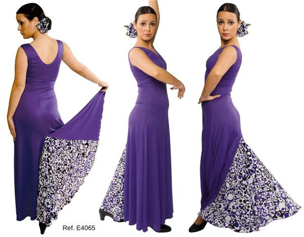 Vestido E4065 Happy Dance