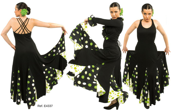 Vestido E4337 Happy Dance