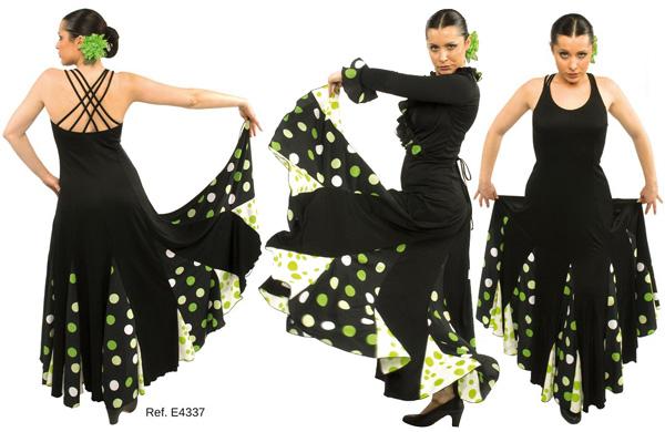 Flamenco dress E4337 Happy Dance