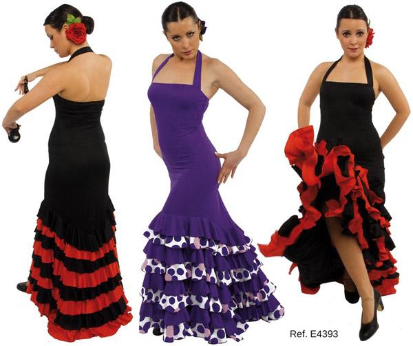 Vestido E4393 Happy Dance